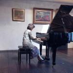 ピアノを弾き続けること!