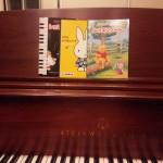 ピアノのレッスンノート