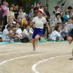 運動会の季節