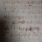 ショパンの楽譜