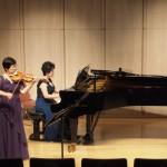 ヴァイオリンの伴奏