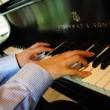 ピアノで遊ぶ