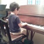 4歳からのピアノ