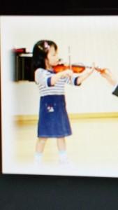 小さなヴァイオリン