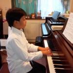 ピアノを弾くときの脱力 ボディーマッピング①