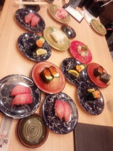 芦屋市のピアノ教室「カノンピアノ」寿司ぼて