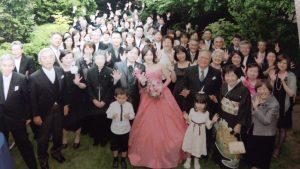 ピアノ 結婚式