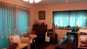 芦屋市のピアノ教室「カノンピアノ」レッスン室