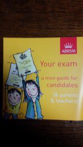 英国王立検定試験・ABRSM