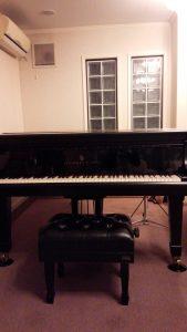 芦屋市ピアノ教室「カノンピアノ」スタンウェイ