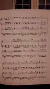 モーツァルトのトルコ行進曲・連弾