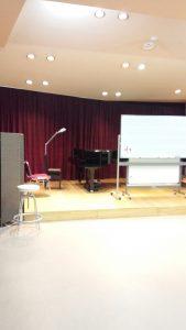 桐朋学園・茨木教室 ホール