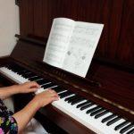 ピアノはストレス解消!