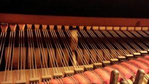 ピアノのハンマー