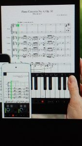 楽譜の作成方法