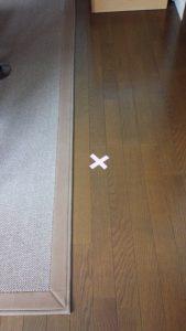 ピアノのレッスン室