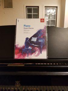 ABRSMテキスト 芦屋市のピアノ教室「カノンピアノ」