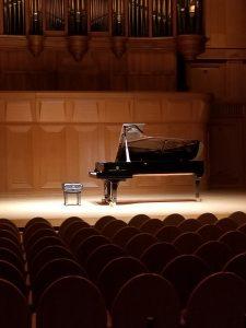 いずみホール スタンウェイピアノ