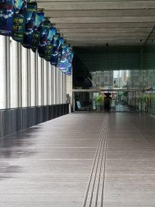 兵庫県立芸術文化センター 入口