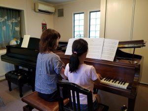 親子ピアノデュオ