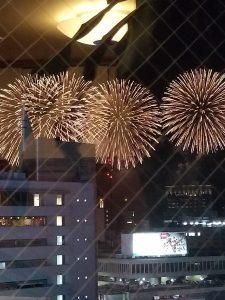 神戸まつり 花火