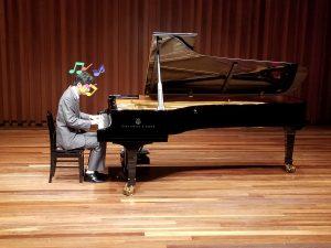 カノンピアノ 大人の生徒さんHさん