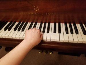 芦屋市 ピアノ 脱力