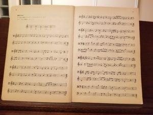才能 絶対音感 楽譜の書き方