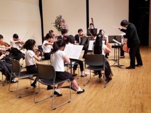 茨木教室弦楽合奏