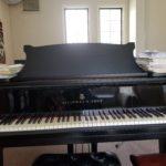 昼脳 スタンウェイピアノ