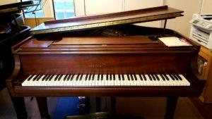 スタンウェイピアノ ニューヨーク 調律